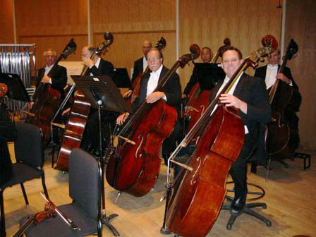 Buffalo Philharmonic Bass Players